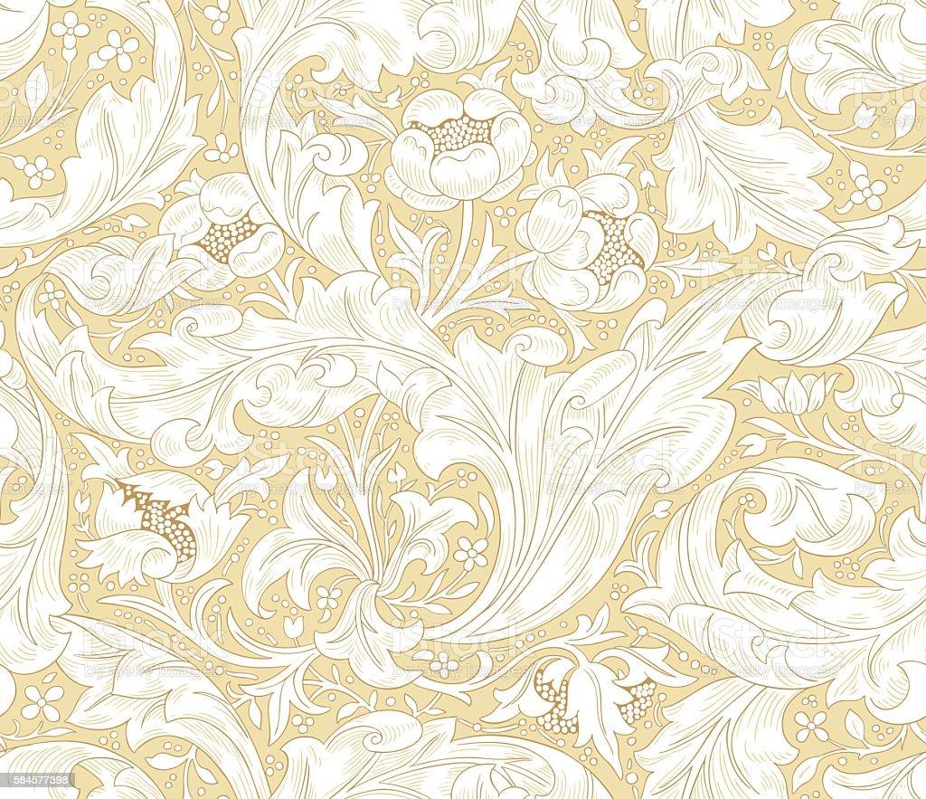 Ilustración De Modern Fabric Design Pattern Desktop