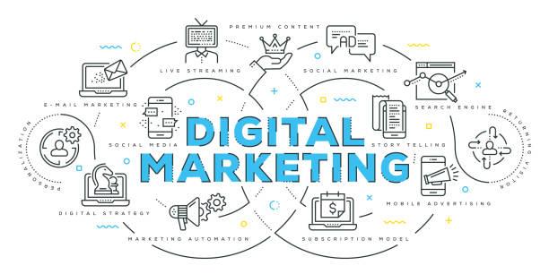 digital marketing vector art graphics freevector com digital marketing vector art graphics freevector com
