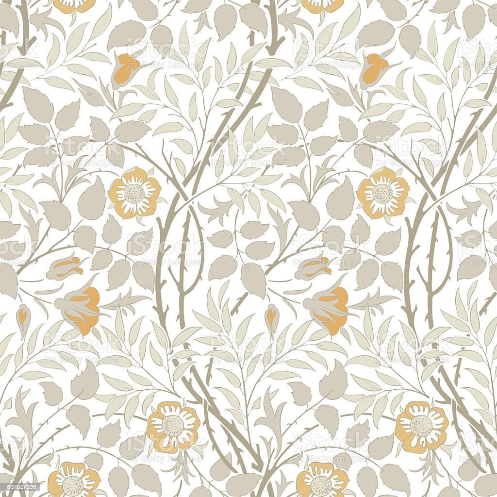 modern floral seamless pattern for your design vector id637527236