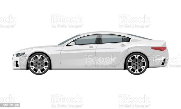 Modern generic car side view of realistic detailed vector car middle vector id858181030?b=1&k=6&m=858181030&s=612x612&h=ufj76584eorwc4 5gnlfvrytrzvoesu5gmjl9gomhtq=