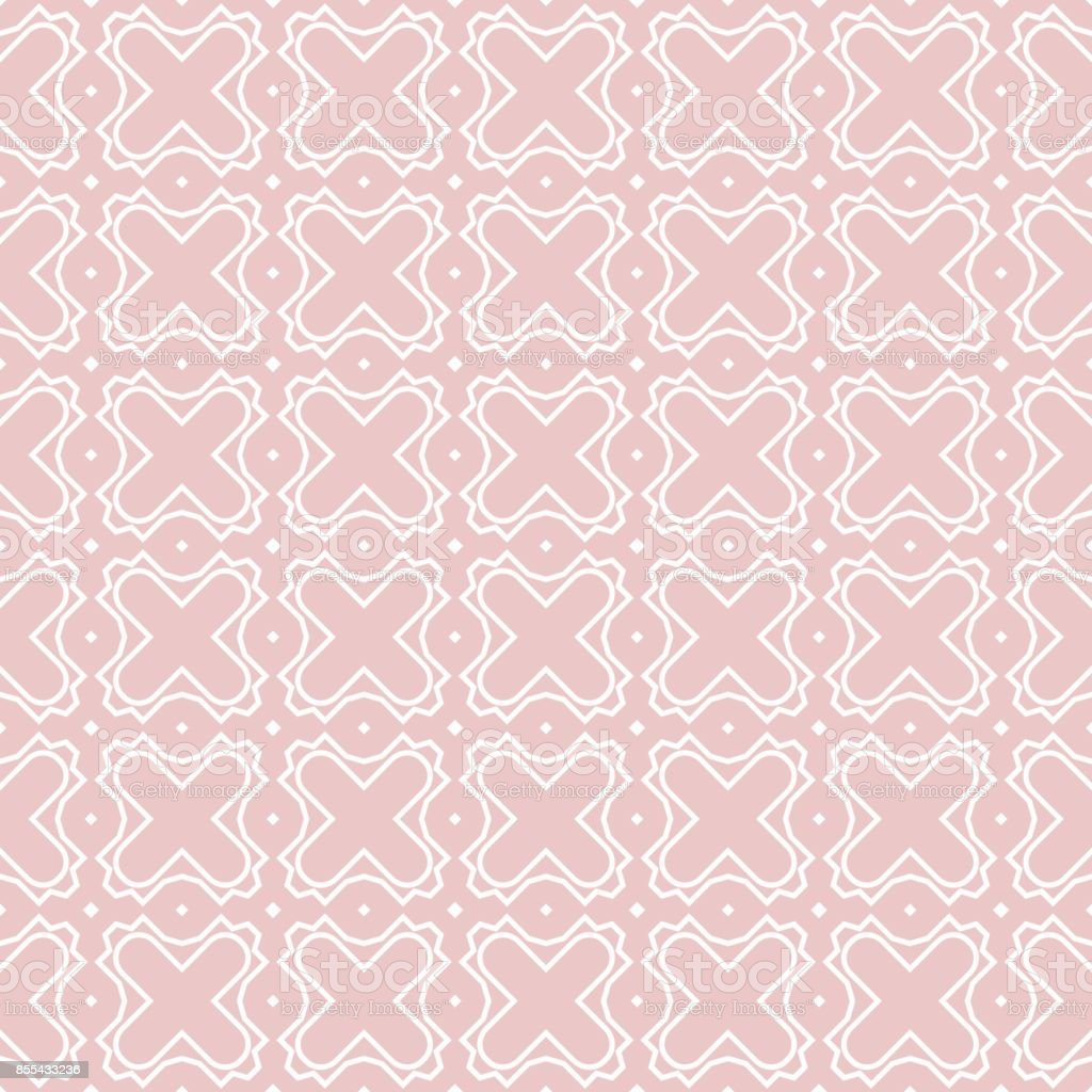 Modern geometric seamless pattern vector illustration rose color for modern geometric seamless pattern vector illustration rose color for design invitation interior stopboris Choice Image