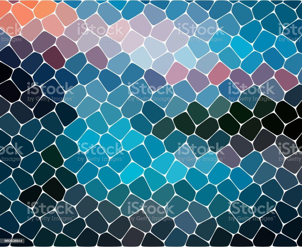 Behang Met Patroon : Moderne geometrische abstracte achtergrond licht behang geometrische