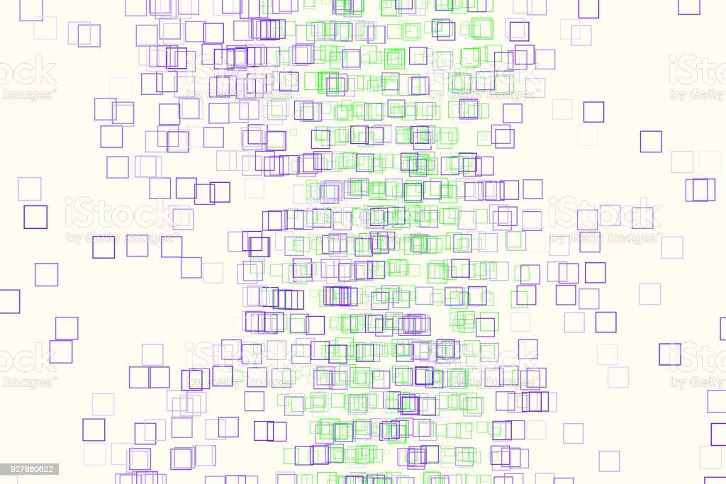 modernen geometrischen quadrat rechteck hintergrund muster abstrakt form konzept abdeckung form - Konzept Muster