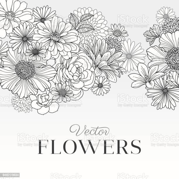 Modern graphic flowers vector id946223634?b=1&k=6&m=946223634&s=612x612&h=okarxaosnyvpn8kb bj02zag0a5yayj4 5q9npwxj00=