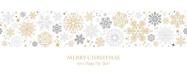 ilustrações, clipart, desenhos animados e ícones de feriado gráfico moderno do floco de neve, ilustração conservada em estoque do fundo do natal - inverno