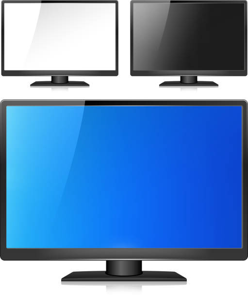 new era of electronic with centers for flat screen tvs telev