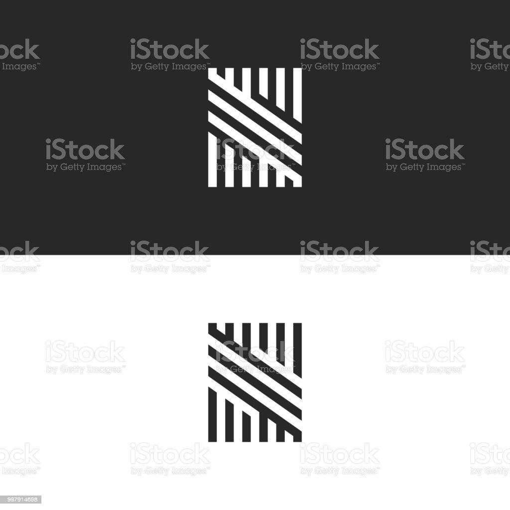 Modern hipster monogram s letter logo creative trendy business card modern hipster monogram s letter logo creative trendy business card hipster initial emblem black colourmoves