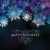 Modern, bright holiday card.  EPS10 file contains transparencies.  AI10 file with uncropped shapes and hi res jpeg included. Global colors used.  Scroll down to see more of my designs linked below.