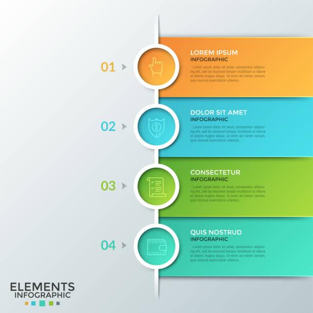 moderne infografik-vorlage - infografiken stock-grafiken, -clipart, -cartoons und -symbole