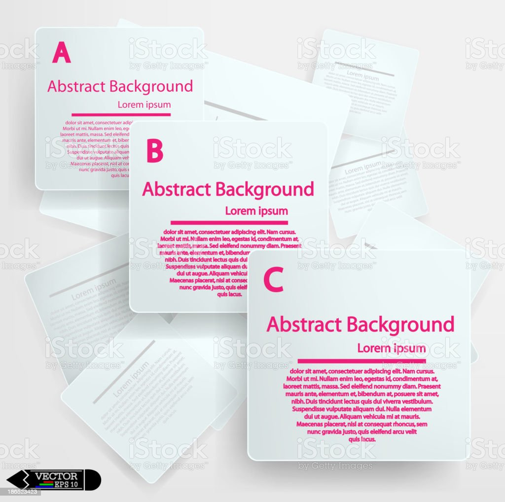 Modern infographic template royalty-free modern infographic template stock vector art & more images of abstract