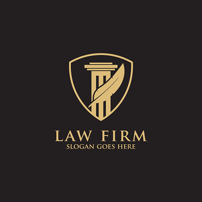 Modern Law Firm Logo Inspiration Clean And Clever Logo