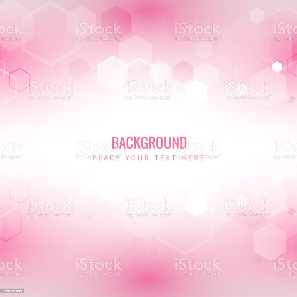 Modern Light Honeycomb Pink Background Vector Image royalty-free modern light honeycomb pink background vector image stock vector art & more images of abstract