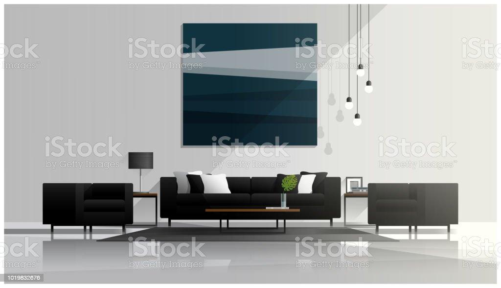 Boden, Hotel, Hotelrezeption, Modell, Möbel. Moderne Wohnzimmer ...
