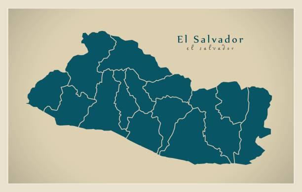 El Salvador Illustrations, Royalty-Free Vector Graphics ...