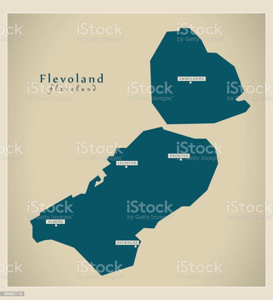 Royalty Free Flevoland Clip Art Vector Images Illustrations iStock