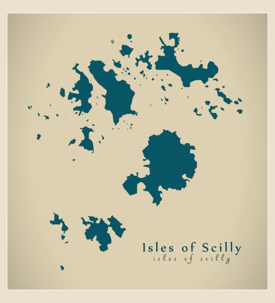 33 Isles Of Scilly Illustrations, Royalty-Free Vector Graphics ...