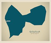 Modern Map - Qalqilyah PS