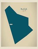 Modern Map - Rafah PS