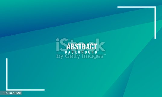 istock Modern Papercut Abstract Background 1201822585