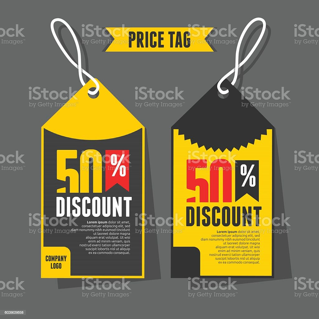 modern price tag template アイコンのベクターアート素材や画像を多数