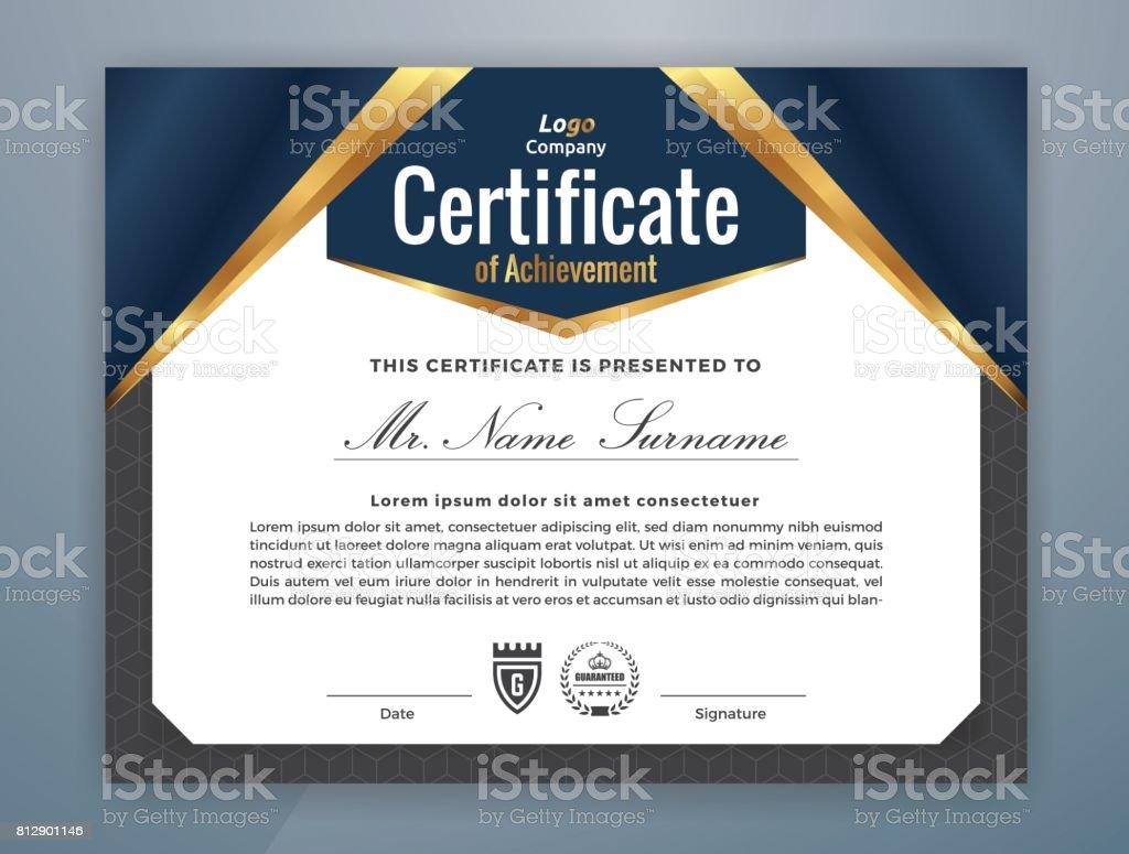 Modern professional certificate template stock vector art more modern professional certificate template royalty free modern professional certificate template stock vector art amp 1betcityfo Gallery