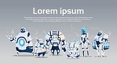 Modern Robots Group Artificial Intelligence Technology