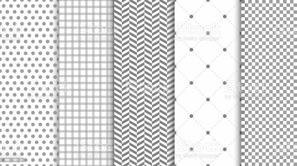 Modern seamless pattern background. Abstract set for elegant design, fashion universal background royalty-free modern seamless pattern background abstract set for elegant design fashion universal background stock illustration - download image now