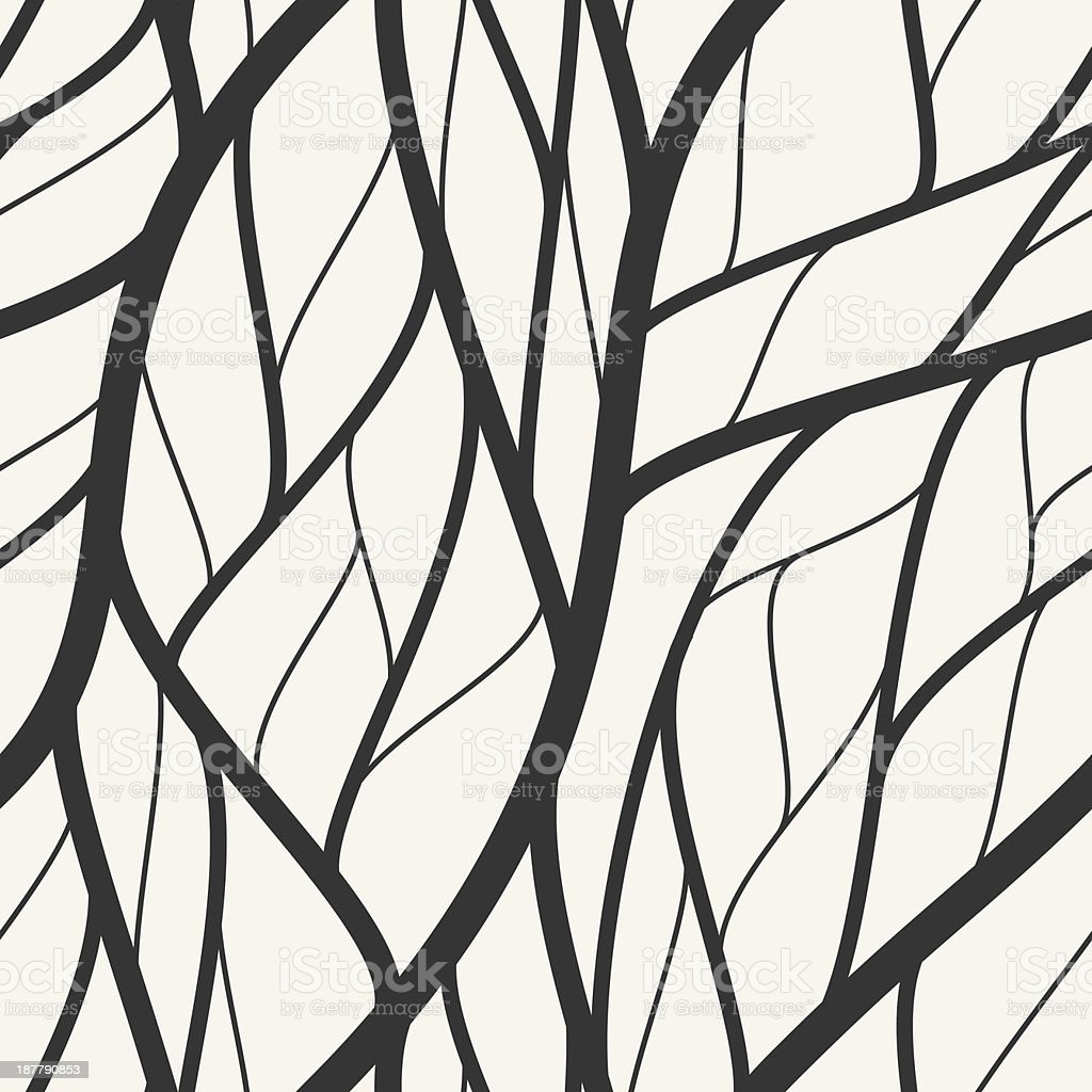 modern seamless wallpaper pattern vector art illustration