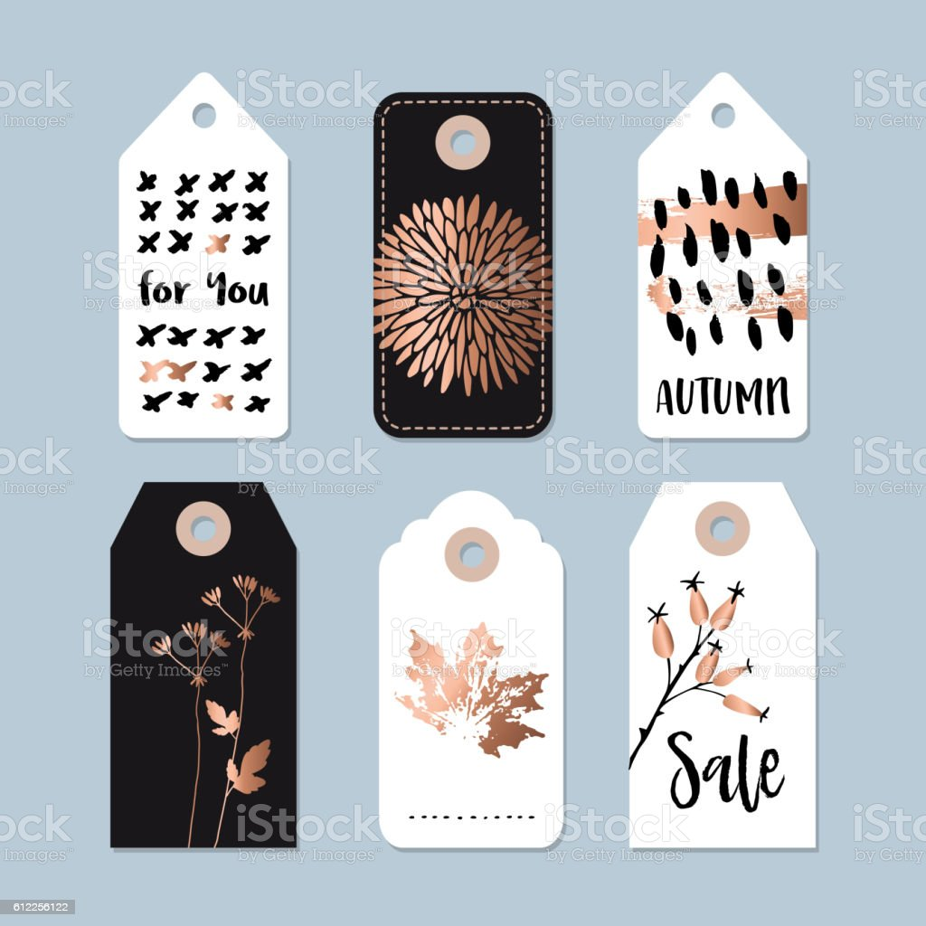 Modern set of autumn fall sale quality labels gift tags modern set of autumn fall sale quality labels gift tags negle Gallery