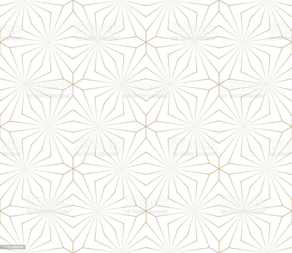 白の背景に現代のシンプルな幾何学的ベクトルシームレスパターン