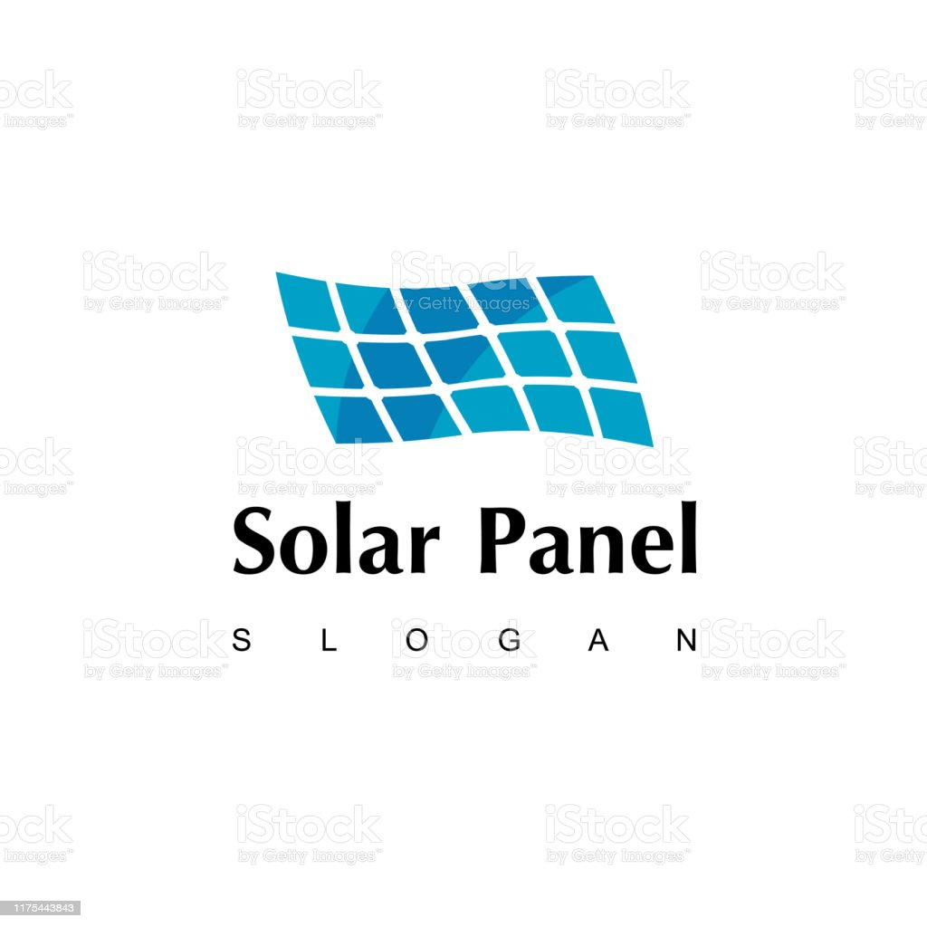 Modern Solar Energy Logo Design Inspiration Stock Illustration Download Image Now Istock