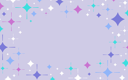 Modern Sparkle Abstract Background