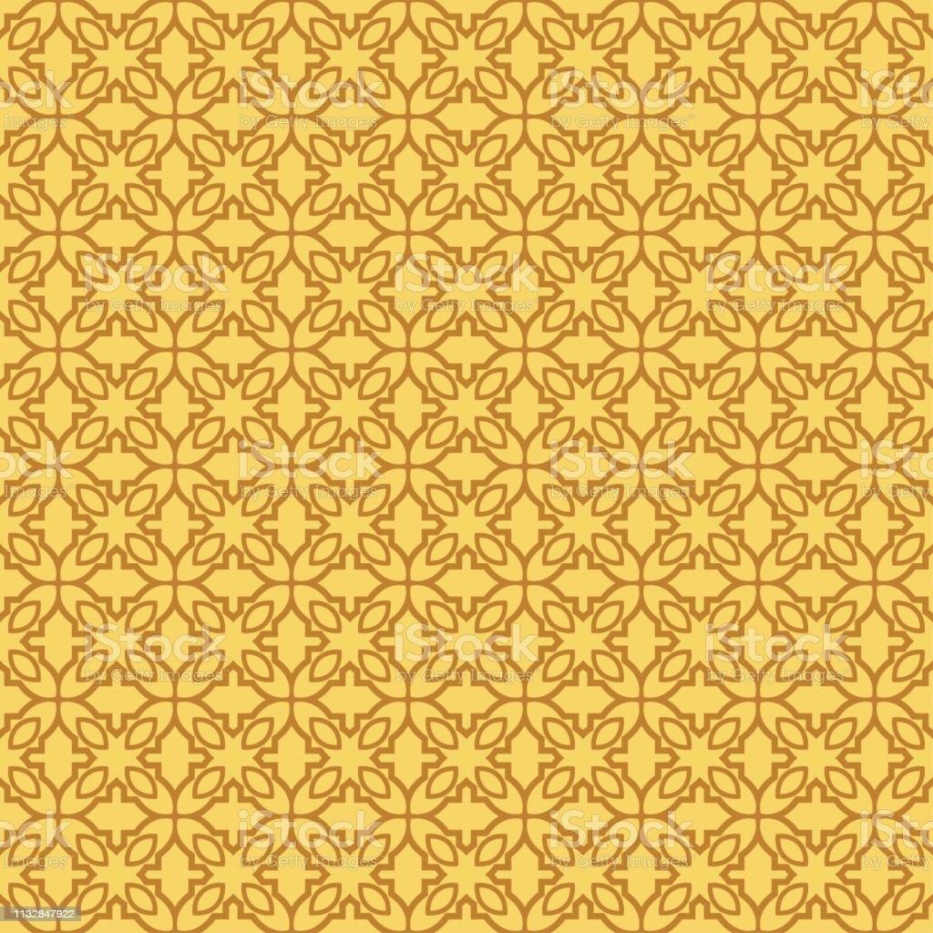 modern stylish geometry seamless pattern art deco background luxury vector id1132847922