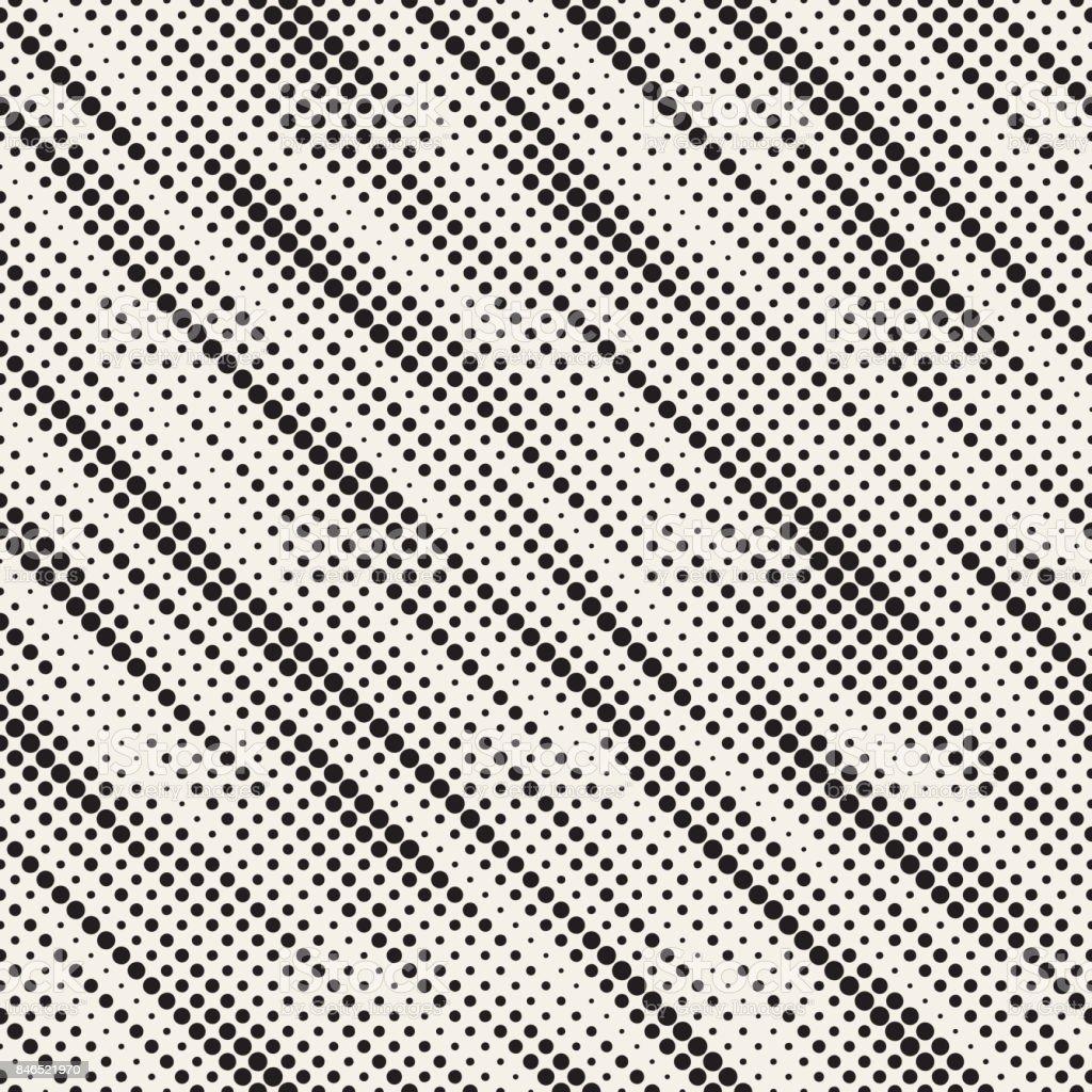 Ilustración de Textura De Trama De Semitonos Con Estilo Moderno ...