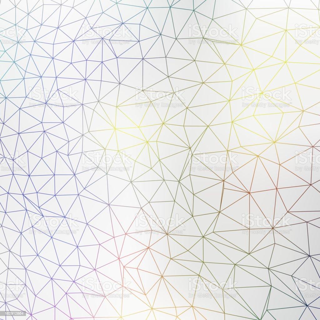 Modern stylish texture. EPS 8 royalty-free stock vector art