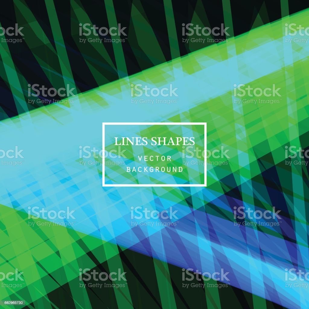 Modern technology striped abstract background with copy space vector. Blue green geometric grid royalty-free modern technology striped abstract background with copy space vector blue green geometric grid stock vector art & more images of abstract