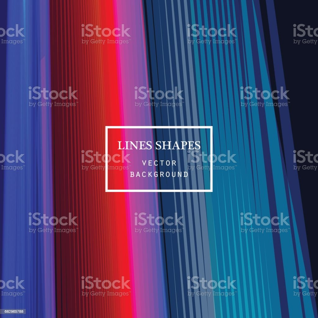 Modern technology striped abstract background with copy space vector. Blue red geometric grid royalty-free modern technology striped abstract background with copy space vector blue red geometric grid stock vector art & more images of abstract