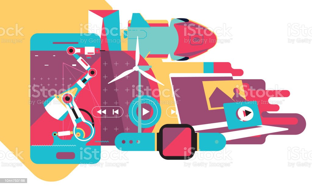 Modern Technology World Of Technology The Future Now