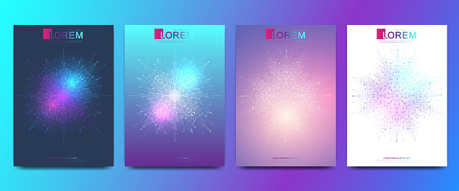 Modern vector template for brochure, leaflet, flyer, cover, banner, catalog, magazine, or annual report in A4 size. Health care cover template design. Healthcare presentation with mandala