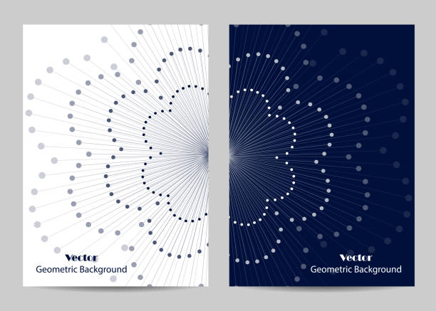 Royalty Free Business Brochure Flyer Design A4 Template Clip Art ...