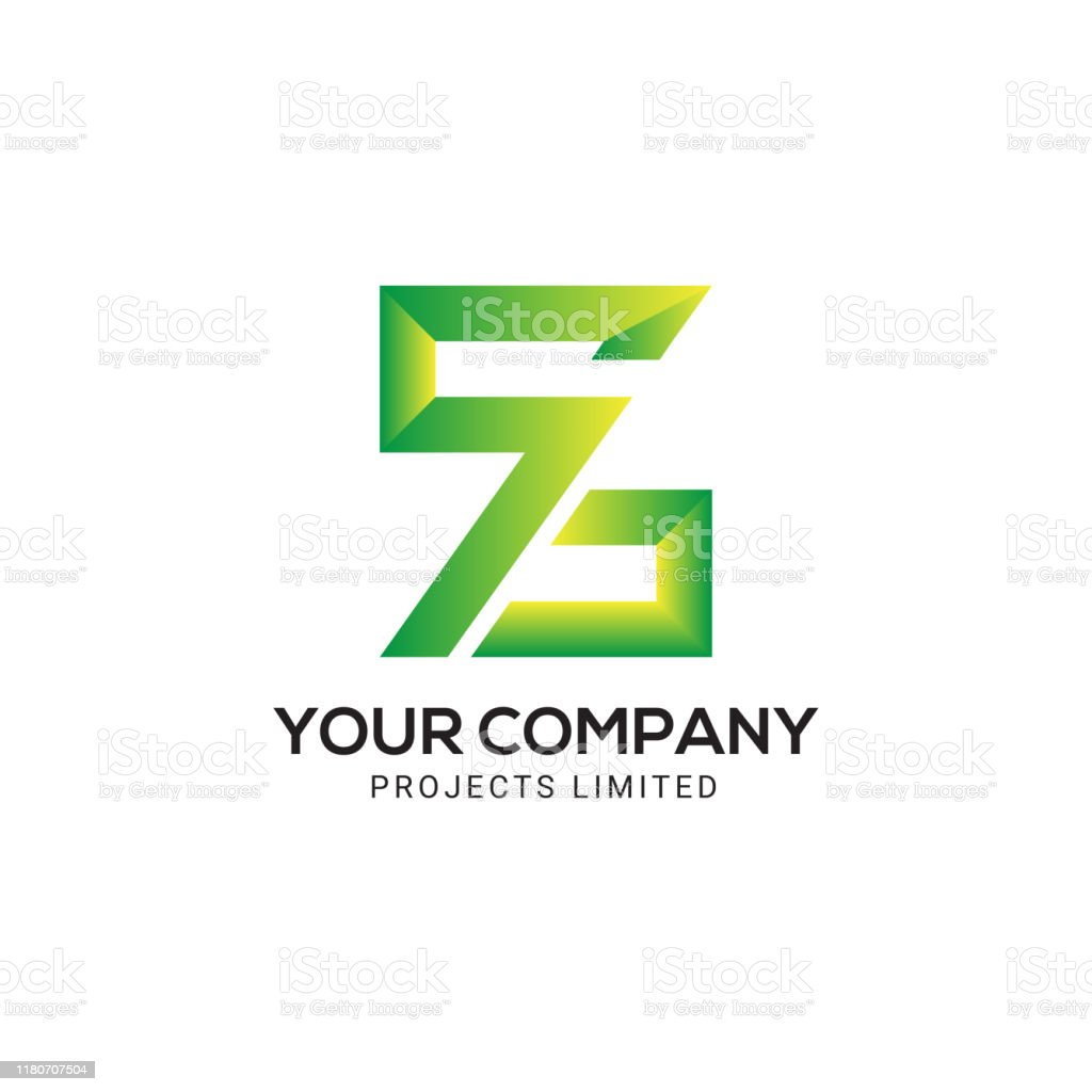 Modern Z Abstract Z Letter Logo Design Template Stock Illustration Download Image Now Istock