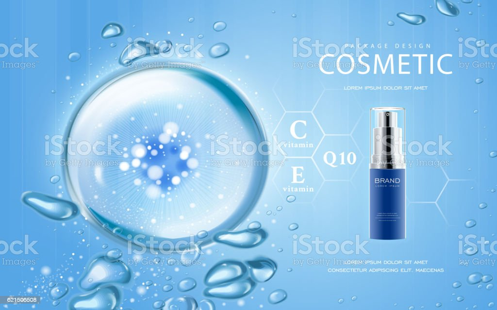 Moisturizing cosmetic ads template moisturizing cosmetic ads template - immagini vettoriali stock e altre immagini di accudire royalty-free
