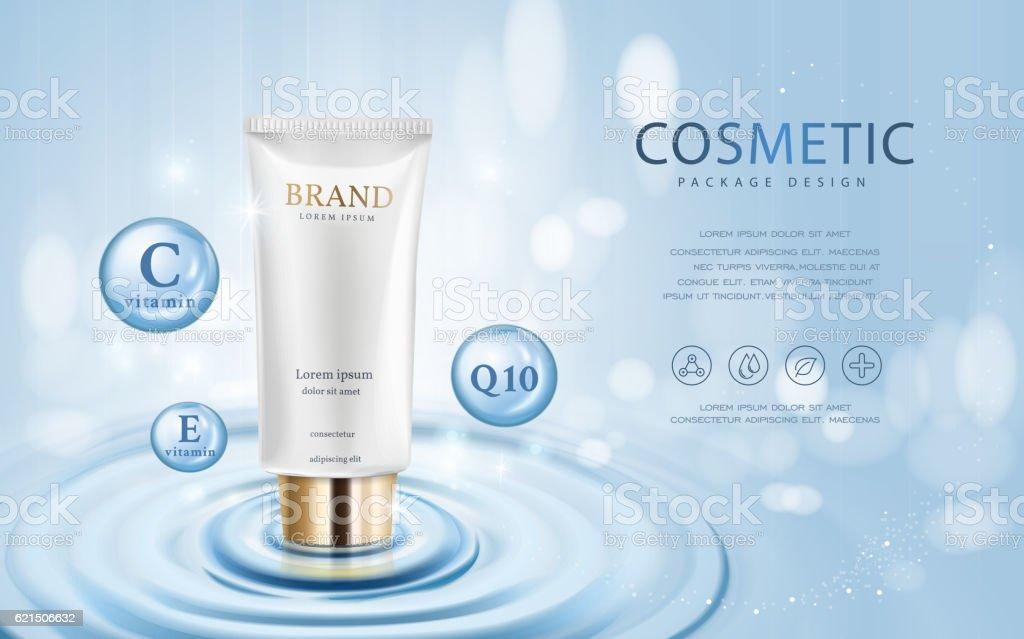 Moisturizing cosmetic ads template moisturizing cosmetic ads template – cliparts vectoriels et plus d'images de affiche libre de droits