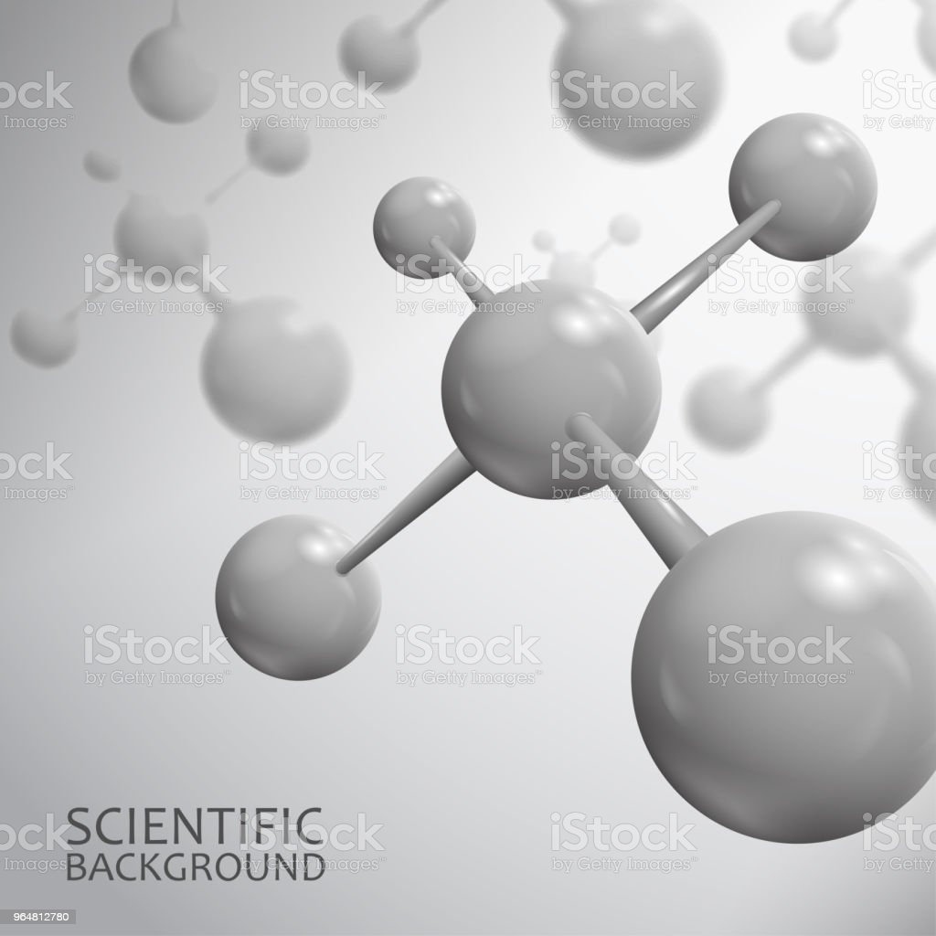 Molecular structure background royalty-free molecular structure background stock vector art & more images of abstract