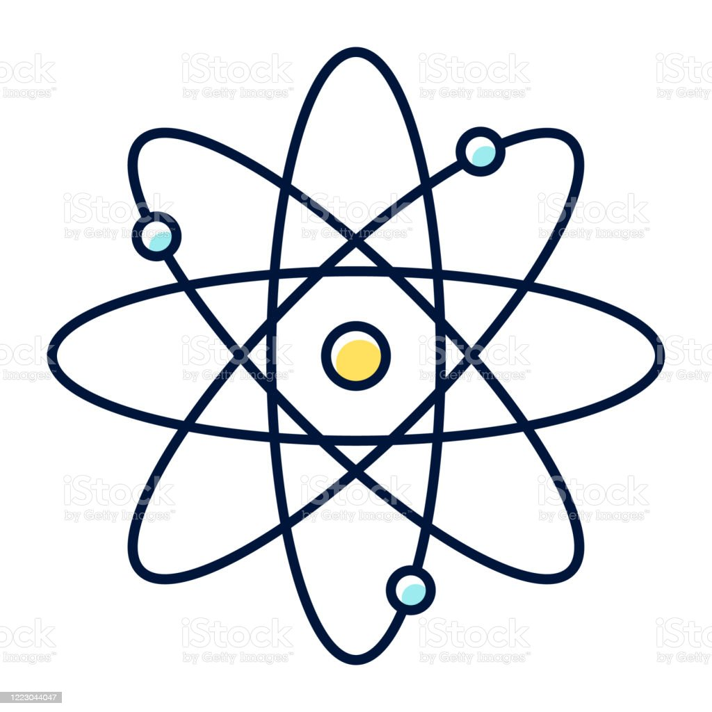 molecule atom color icon nuclear energy source atom core with electrons orbits science symbol quantum physics model of particle organic chemistry isolated vector illustration stock illustration download image now istock molecule atom color icon nuclear energy source atom core with electrons orbits science symbol quantum physics model of particle organic chemistry isolated vector illustration stock illustration download image now istock