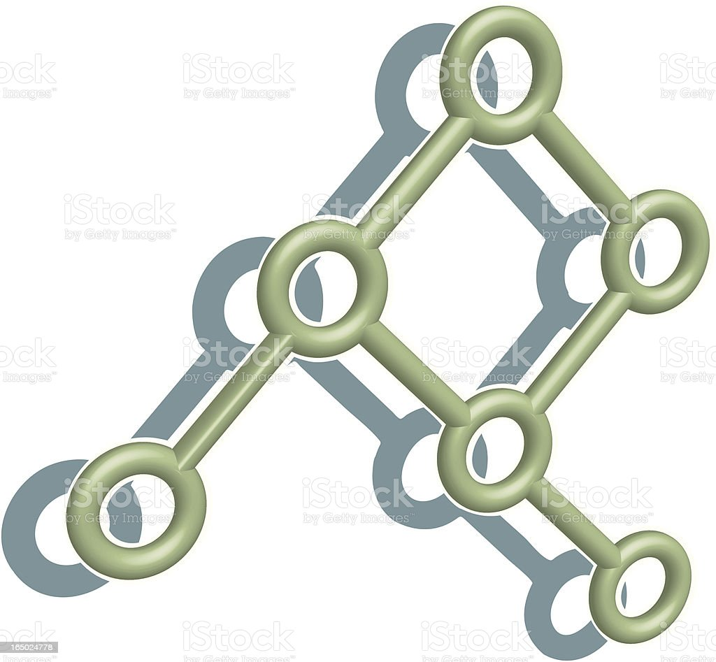molecule royalty-free molecule stock vector art & more images of biotechnology