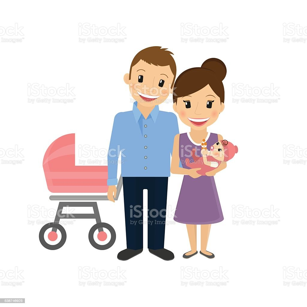 royalty free wife hugging husband clip art vector images rh istockphoto com clipart wife and husband clipart wife and husband