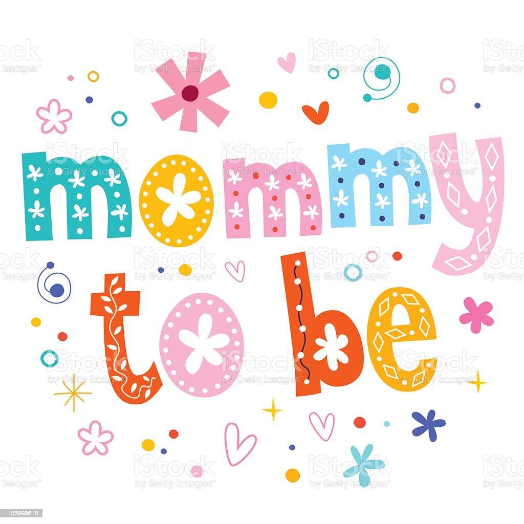 Future Maman Vecteurs Libres De Droits Et Plus Dimages Vectorielles