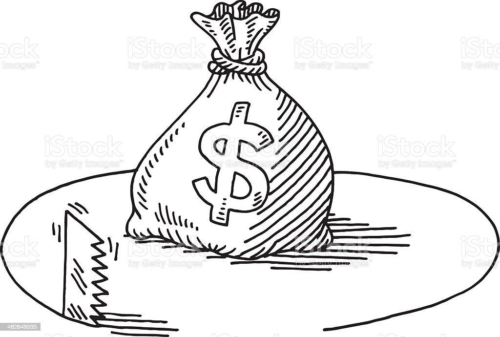 Bolsas De Dinero Dibujo