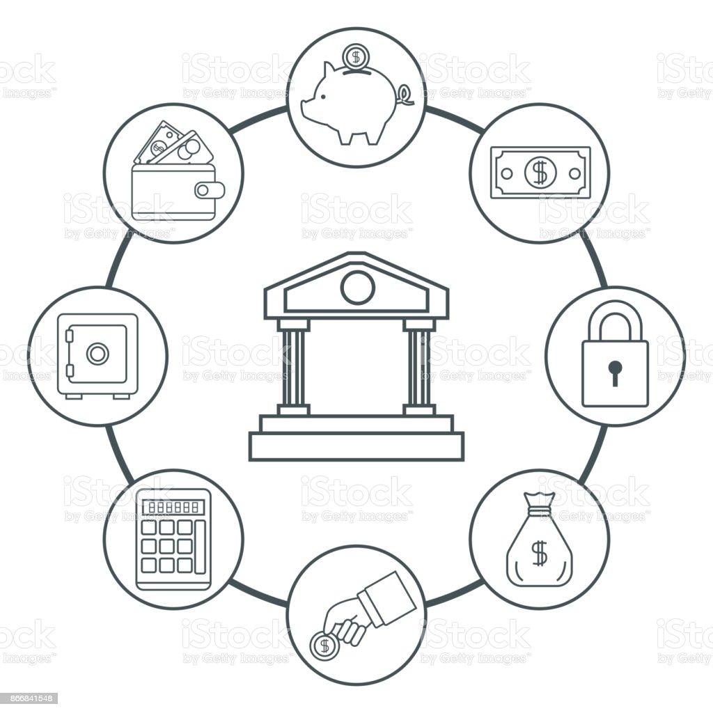 Money certificate of deposit stock vector art 866841548 istock money certificate of deposit royalty free stock vector art xflitez Image collections